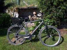 gîte la fournarie - vélo