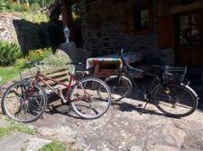 gîte la fournarie - vélos du gîte